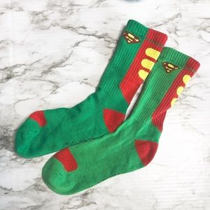 Other - Superman Crew socks • NWOT